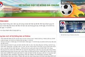 Cách mua vé online trận chung kết Việt Nam và Malaysia