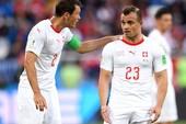 Chuyển động World Cup: Thụy Sĩ với nguy cơ mất quân hàng loạt