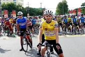 Cuarơ Hàn Quốc thắng chặng đua vòng quanh TP.Tam Kỳ