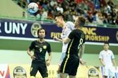 Futsal Việt Nam dừng bước sau loạt 'đấu súng' sinh tử