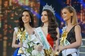 Hương Giang đăng quang Hoa hậu Chuyển giới Quốc tế