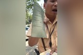 Clip CSGT từ chối bằng lái quốc tế của Việt kiều Đức