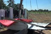 Đắk Lắk: Mưa đá kèm theo lốc xoáy làm 600 nhà dân bị tốc mái