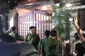 Clip: Khám xét nhà các cựu quan chức Đà Nẵng