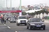 Thông xe tuyến đường nội đô hiện đại nối Tân Sơn Nhất