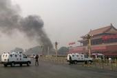 Diễn biến vụ lao xe chết người ở Thiên An Môn