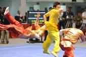 Hình ảnh đẹp của Wushu Việt Nam tại SEA Games 25