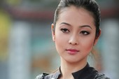 Jennifer Phạm và Vũ Thu Phương rạng rỡ trong nắng Hà Nội
