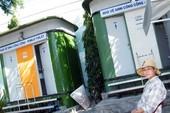 Bỏ không nhiều nhà vệ sinh công cộng 175 triệu đồng/nhà