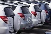 Các vụ kiện Toyota về lỗi chân ga ngày càng tăng