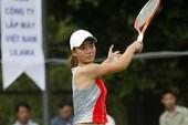 Tay vợt Thùy Dung VĐ giải quần vợt nhà nghề Mỹ