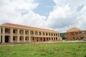 Lâm Đồng: Thêm trường học mới ở vùng sâu