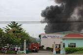 Cháy lớn ở hai công ty