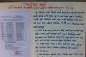 Đà Nẵng: Chuyển trường đột ngột, phụ huynh bức xúc