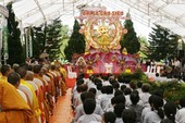Tổ chức Đại lễ cầu siêu tại Thành cổ Quảng Trị