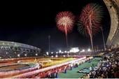 Lễ bế mạc SEA Games rực rỡ sắc màu