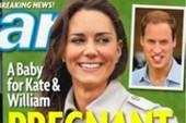 Kate Middleton - Cô dâu có bầu?