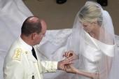 Tưng bừng đám cưới hoàng gia Monaco
