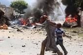 Somalia: 9 kẻ đánh bom cảm tử, 29 người thiệt mạng