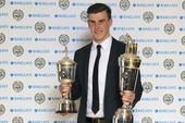 Vượt qua Van Persie, Bale giành cú đúp giải thưởng của PFA