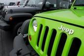 Chrysler thu hồi 620.000 xe Jeep trên toàn cầu