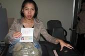 Tội phạm ma túy dùng súng đối phó công an