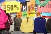 """""""Vỡ mộng"""" khi mua hàng khuyến mại, giảm giá"""