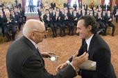 Chùm ảnh: Italia ngẩng cao đầu rời EURO 2012