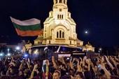 Người biểu tình vây hãm Quốc hội Bulgaria