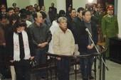 Nguyên phó chủ nhiệm Văn phòng Chính phủ lãnh án 5 năm tù giam