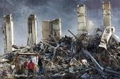 Trưng bày các mảnh vỡ trong vụ sập tòa tháp đôi tại Mỹ