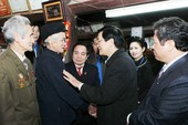 Chủ tịch nước thăm Khu di tích quốc gia Tân Trào