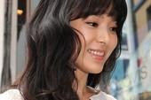 Song Hye Kyo xinh xắn với mái hỉ nhi