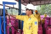 Giá gas lại tăng thêm 10.000 đồng mỗi bình 12kg