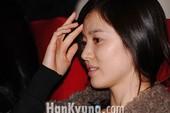 Song Hye Kyo đẹp mà không cần son phấn nhiều