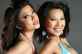 Tăng Bảo Quyên cùng Khánh Ngọc gợi cảm với bikini