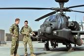 Căn cứ Hoàng tử Harry đóng bị tấn công, 2 lính Mỹ thiệt mạng