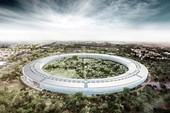 Trụ sở giống phi thuyền sẽ được Apple xây vào 2014