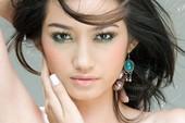 Trương Tri Trúc Diễm tham dự cuộc thi Hoa hậu Quốc tế