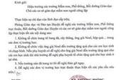 Sở GD&ĐT nói về công văn cấm ông già Noel vào trường học