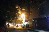 Kinh hoàng: Nạn nhân bị chém gục trong đêm