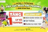 BHD Star đồng hành cùng học sinh mùa tựu trường tại Huế