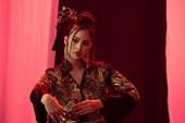 Tiểu Vy mang 'Lạc trôi' của Sơn Tùng đến với Miss World