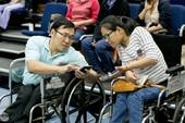 Tấm bản đồ số đem lại niềm vui cho người khuyết tật