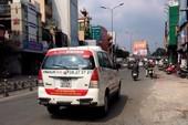 Gửi taxi, xe ôm truyền thống: Đâu rẻ, tử tế tôi xài!