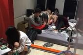 TP.HCM: Ma túy và 21 thanh niên trong tiệm game bắn cá