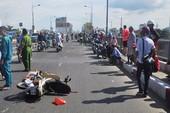 Tìm nhân chứng vụ tai nạn giao thông nghiêm trọng ở quận 4