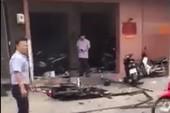 Người dân kể lại tiếng nổ lớn tại Công an phường 12, Tân Bình
