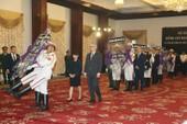 Nhiều đoàn ngoại giao đến viếng Chủ tịch nước tại TP.HCM