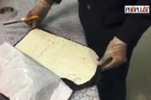 Bắt 1,7 kg cocain tại sân bay Tân Sơn Nhất